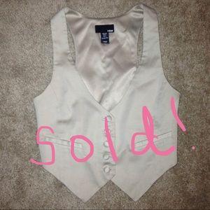 SOLD! H&M vest